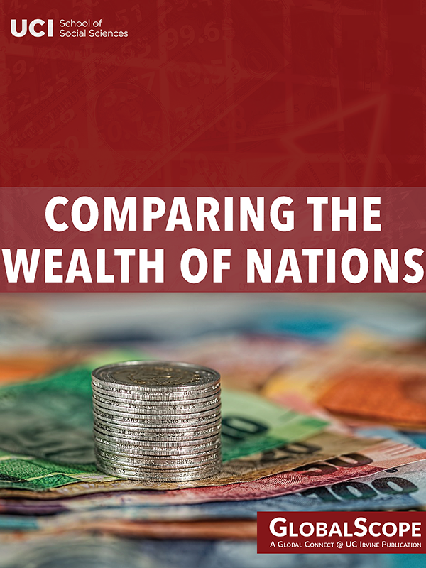 Comparing the Wealth of Nations