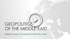 Geopolitics of the Middle East